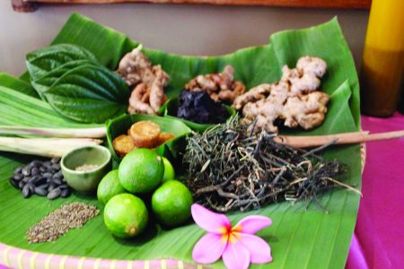 jamu ingredients